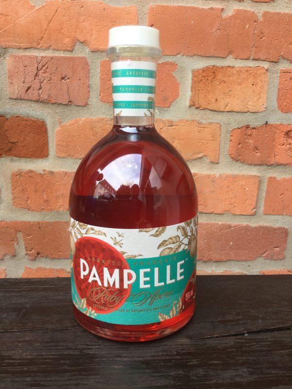 PAMPELLE - Ruby L Àpero Liqueurs
