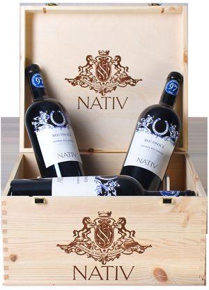 2015 Nativ Blu Onice Irpinia Aglianico